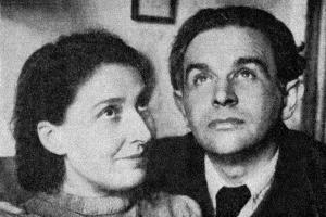Natalia and Konstanty Gałczyński